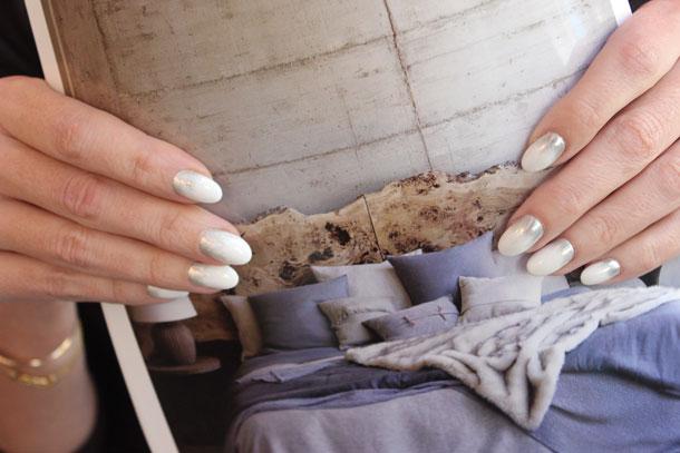 Diseño de uñas | Colore metálicos